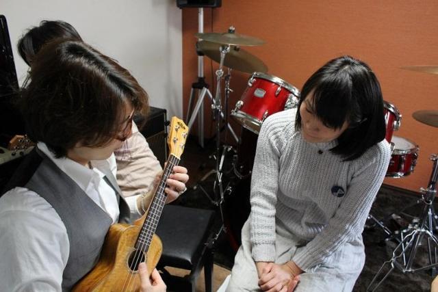 音楽楽器マンツーマン体験レッスン60分4,000円☆対象楽器:ドラム