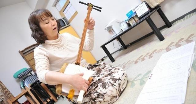 【音に触れて幸せに!】長唄三味線 体験レッスン(30分)新宿駅より徒歩5分◎