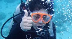 【NAUIアドバンススクーバダイバーコース】ワンランク上の上級コース!2日間でダイビングライセンスがとれる!きれいな海をもっと深くまで潜ってみたい。そんなあなたに♪