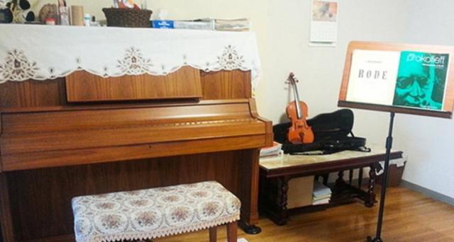 【名曲を綺麗な音でその曲の持っている魅力を表現できるよう基礎から指導!】窪田ヴァイオリン 荏田教室 マンツーマン体験レッスン 30分 ¥1,000♪中川駅より徒歩10分