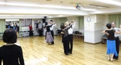 社交ダンスワンコイン体験レッスン(初級クラス)