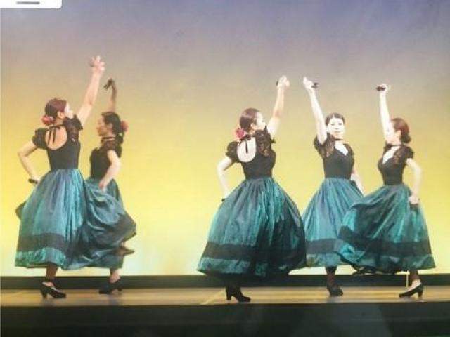【経験者の方】スペイン舞踊・フラメンコ体験レッスン90分♪