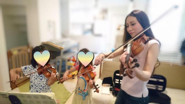 港区 品川区 大田区バイオリン・ピアノ教室
