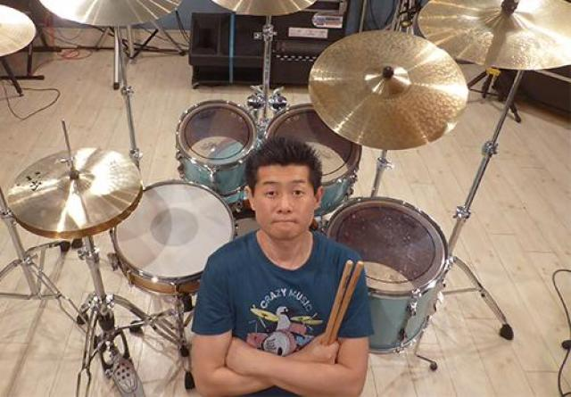 【ドラム】CAT ENTERTAINMENT SCHOOL