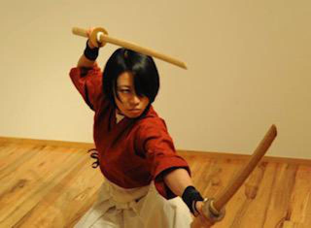 女性や初心者対象!古武術教室@日本橋